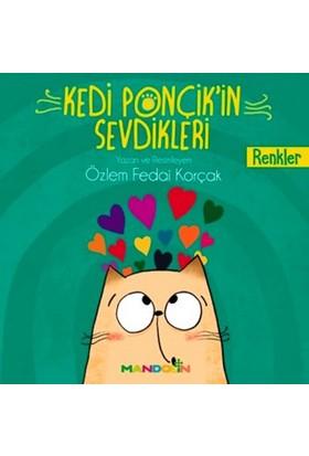 Kedi Ponçik'İn Sevdikleri Renkler - Özlem Fedai Korçak