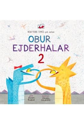 Obur Ejderhalar 2 - Adam Rubin