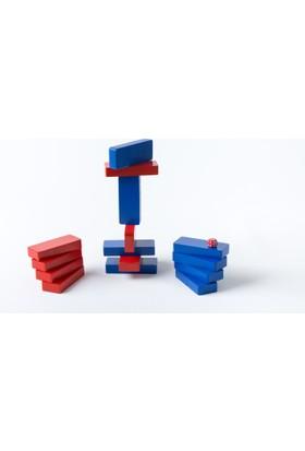 Muni̇ Toys Ipsum Ahşap Zeka Oyunu