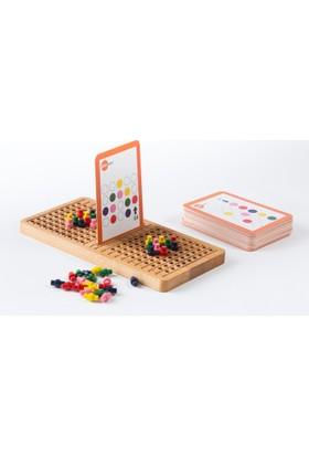 Muni̇ Toys Solutio Ahşap Zeka Oyunu