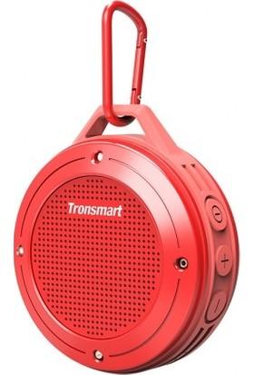 Tronsmart Element T4 5W Portable Bluetooth Hoparlör - Kırmızı