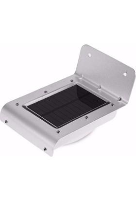 Solar Light Güneş Enerjili 16 Led Li Bahçe Aydınlatma Solar Dış Mekan Lambası