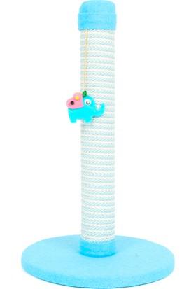 Çift Renkli Lüx Tırmalama Mavi
