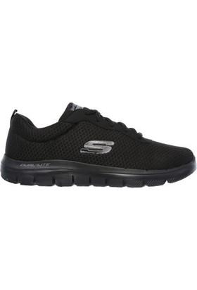 52125 Skechers Orjinal Flex Advantage Erkek Spor Ayakkabı Siyah