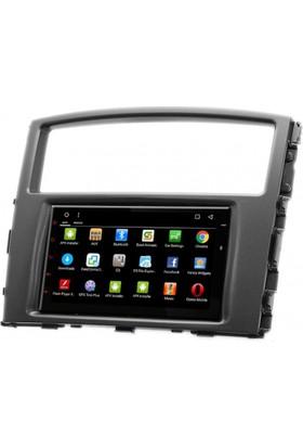 Mixtech Pajero Android Navigasyon ve Multimedya Sistemi 7 İnç Double Teyp