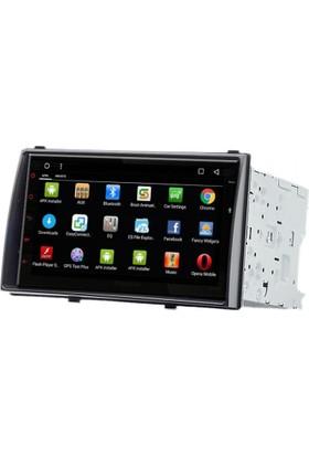 Mixtech İ-20, i-20 Troy Android Navigasyon ve Multimedya Sistemi 7 İnç Double Teyp