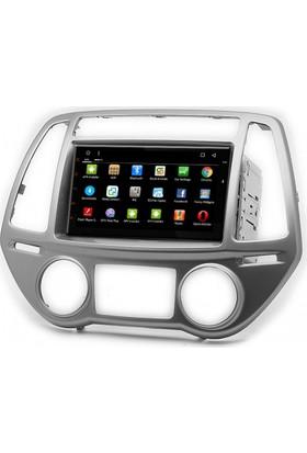 Mixtech İ-20 Android Navigasyon ve Multimedya Sistemi 7 İnç Double Teyp