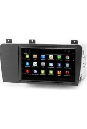 Mixtech S-60 XC-70 Android Navigasyon ve Multimedya Sistemi 7 İnç Double Teyp