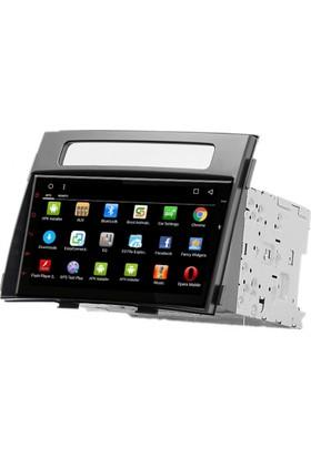 Mixtech Soul Android Navigasyon ve Multimedya Sistemi 7 İnç Double Teyp