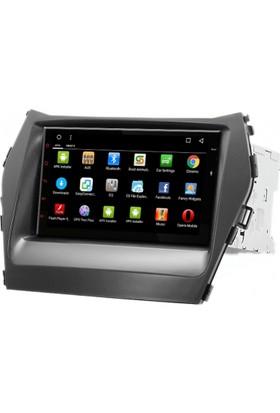 Mixtech Santa Fe Android Navigasyon ve Multimedya Sistemi 7 İnç Double Teyp