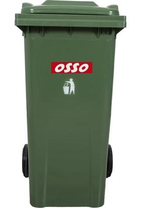 Osso Ç180 Litre Çöp Konteyneri