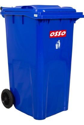 Osso Ç240 Litre Çöp konteyneri