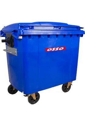 Osso Ç700 Litre Çöp Konteyneri