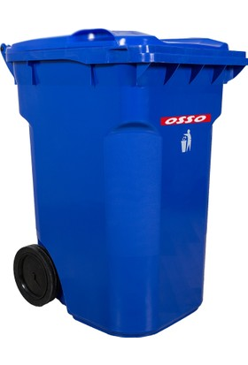 Osso Ç360 Litre Çöp Konteyneri