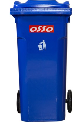 Osso Ç120 Litre Çöp Konteyneri