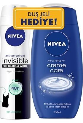 Nivea Fresh Kadın Deodorant 150 ml. + Duş Jeli 250 ml.