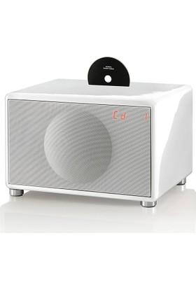 Geneva Model L Beyaz Bluetooth Radyolu Hoparlör