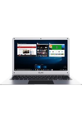"""I-Life Zed Air 3 Intel Pentium N4200 3GB 32GB eMMC Windows 10 Home 13.3"""" FHD Taşınabilir Bilgisayar IL-1303-332-GPTES"""