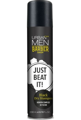 Urban Care Erkeklere Özel Siyah Kuru Şampuan 200 ml