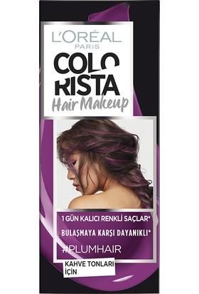 L'Oréal Paris Colorista Hair Makeup Plum