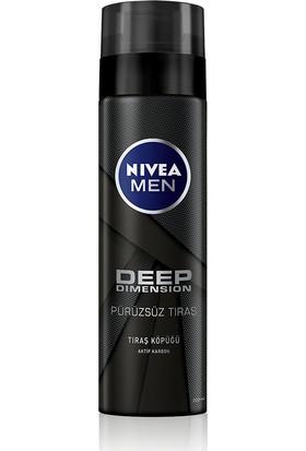 Nivea Deep Tıraş Köpüğü 200 ml