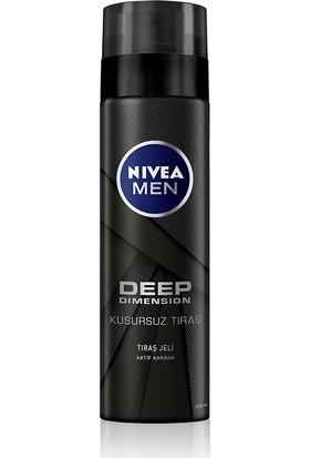 Nivea Deep Tıraş Jeli 200 ml