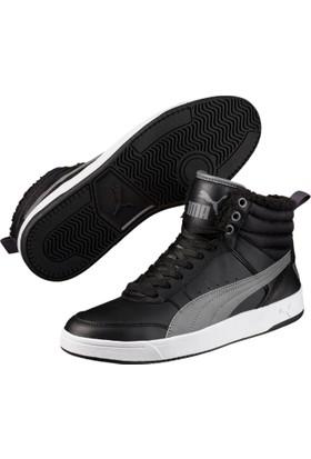 Puma Rebound Street V2 Siyah Erkek Sneaker ...