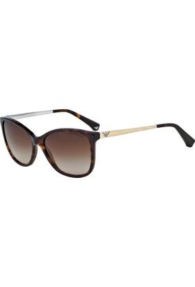 Emporio Armani 0EA4025-50261355 Kadın Güneş Gözlüğü