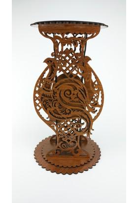 Markabi Swan Dekoratif Vazo