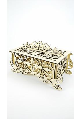 Markabi Dekoratif Mücevher Kutusu