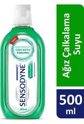 Sensodyne Ağız Bakım Suyu Extra Fresh 500ML