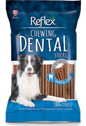 Reflex Yıldız Şeklinde Dental Çubuk Köpek Ödülü 180 Gr