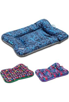 Basic Su Geçirmez Kumaş Minder Köpek Yatağı Medium 70x90x12h cm