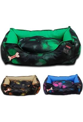 Su Geçirmez Kumaş Köpek Yatağı X-Large 80x105x22h cm