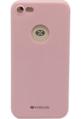 Vorson iPhone 7 Parlak 0.2 mm PP Kılıf