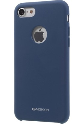 Vorson iPhone 7 Rubber Silikon Kılıf