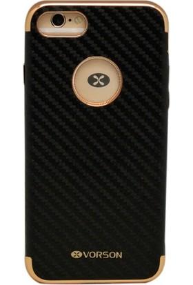 Vorson VC 018 iPhone 7 TPU Karbon Fiber Kılıf