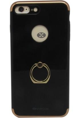 Vorson VC 012 iPhone 7 Halkalı 3in1 Kılıf
