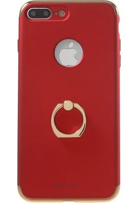 Vorson VC 012 iPhone 7 Plus Halkalı 3in1 Kılıf