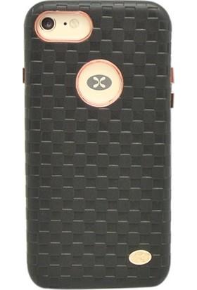 Vorson VC 014 iPhone 7 Pu Baskılı Deri Kılıf