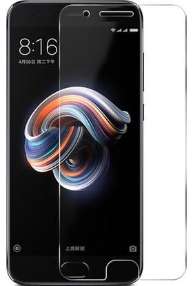Case 4U Xiaomi Mi Note 3 Ekran Koruyucu Nano Cam - Şeffaf