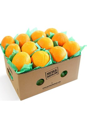 Portakalbahcem Yazlık Finike Portakalı Yemelik 5 kg
