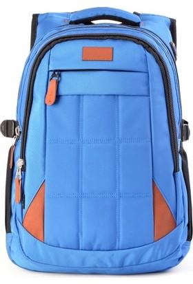 Sailor SY-3135 Mavi Okul Seyahat Sırt Çantası