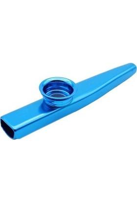 Stmk3 Metal Kazoo - Mavi Kazoo Alüminyum Alaşım