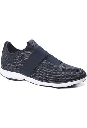 Geox Tekstil Erkek Ayakkabı - Navy