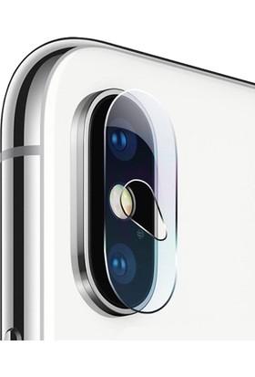 Sonmodashop iPhone X Kamera Lens Koruyucu Film 9H Flexible Screen Protector