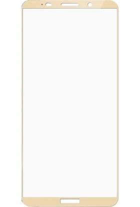 Sonmodashop Huawei Mate 10 Pro 3D Tam Ekran Koruyucu