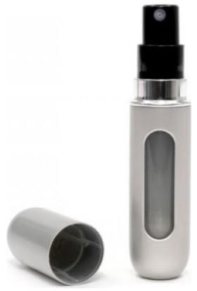 Hedi̇ye Mani̇a Doldurulabilir Mini Cep Parfüm Şişesi - Pembe Renk