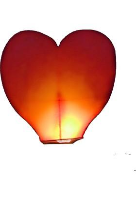 Hedi̇ye Mani̇a Kalpli Dilek Feneri (5 Adet)