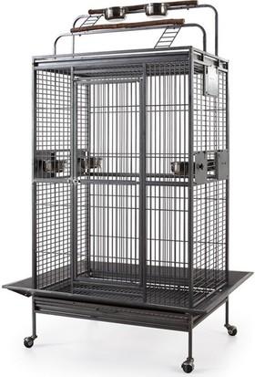 QH Pet Papağan Kafesi Büyük 61x56x160cm